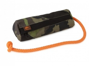 Snack Dummy Camo/Schwarz Small