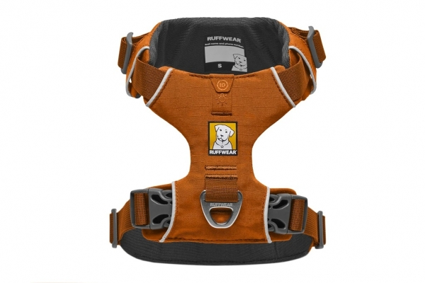 Ruffwear Front Range™ Harness Campfire Orange
