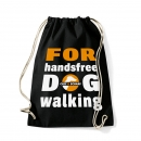 Chic & Scharf Gym Bag FOR HANDSFREE DOGWALKING