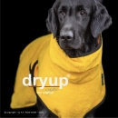 DryUp Cape Hundebademantel Yellow